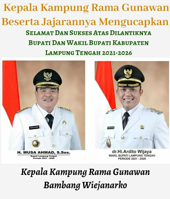 Caption Bambang wiejanarko